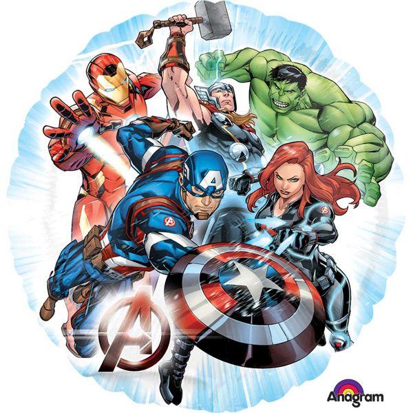 Avengers Folienballon 43 cm