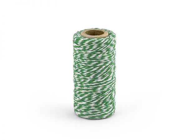 Bakers Twine 50 m Emerald Green