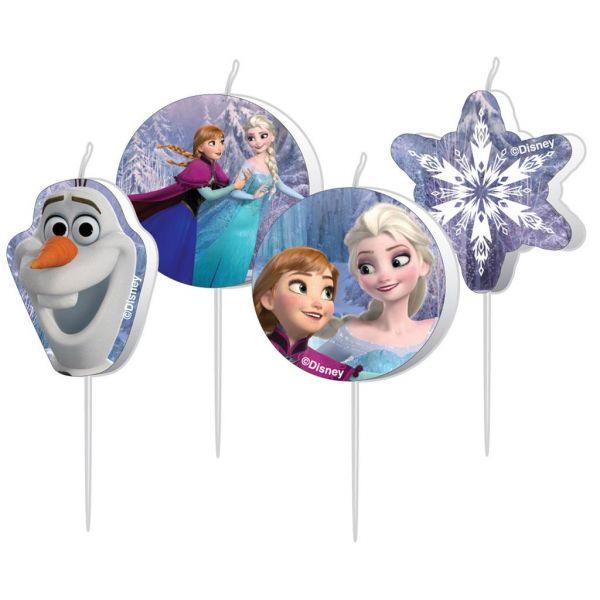 Frozen Mini-Kerzen