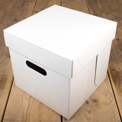 Tortenkarton 25 X 25 X 25 cm