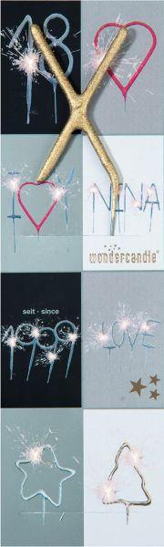X - Wondercandle