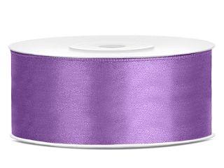 Satinband Lavendel