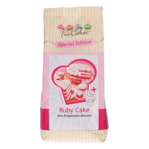 BACKMISCHUNG RUBY CAKE 400 G