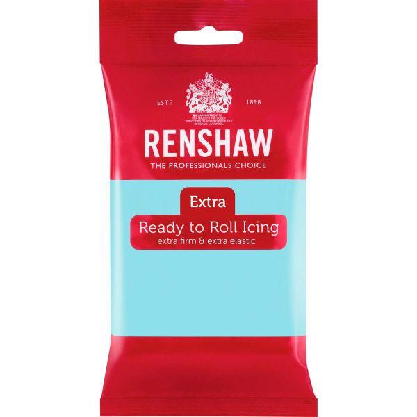 Renshaw Rollfondant Extra Duck Egg Blue 250 g