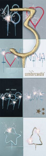 3 - Wondercandle