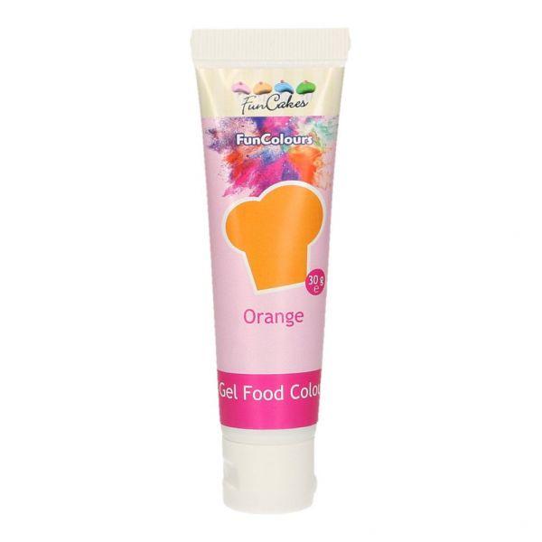 Funcolours Gel Orange 30 g