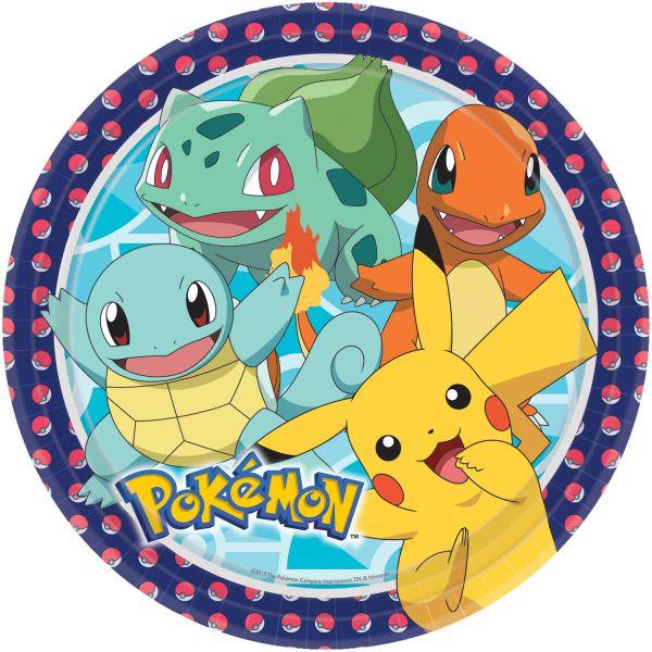 Pokemon Teller 23 cm/8