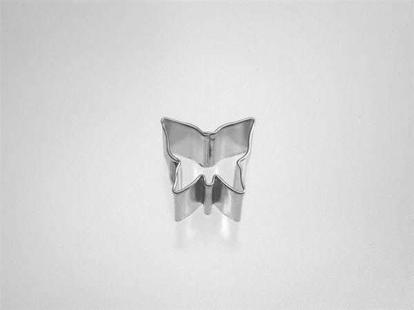 Schmetterling mini 2,5 cm
