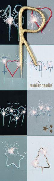 R - Wondercandle