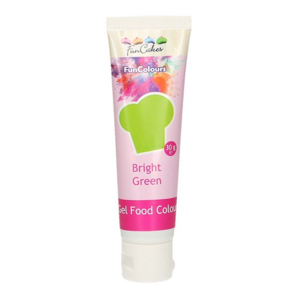 Funcolours Gel Bright Green 30 g