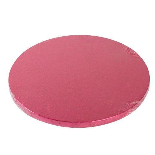Cake Drum-Cerise-Rund 30,5 cm