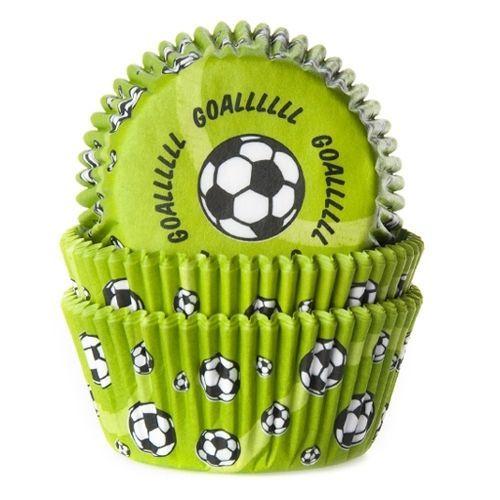 HOM Muffin Förmchen Fußball