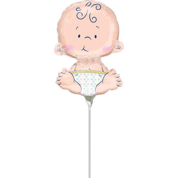 Baby Mini-Folienballon