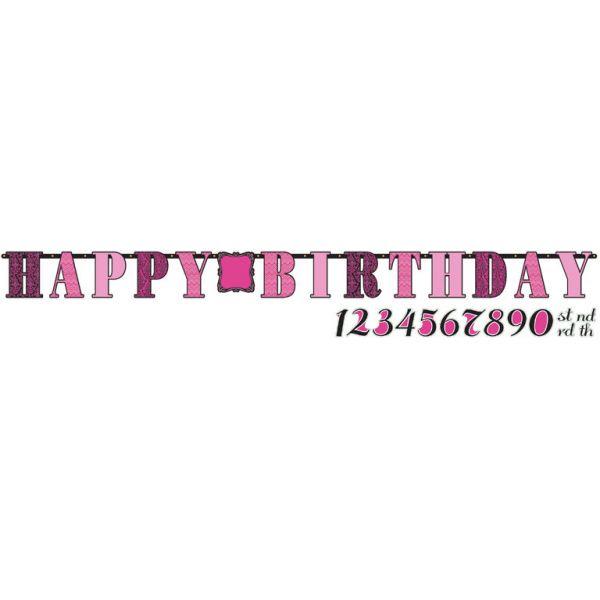 Fabolous Birthday Banner