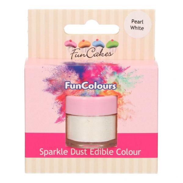 FC Sparkle Dust Pearl White