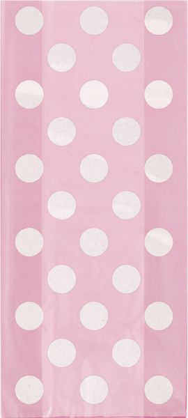 Cello Bag Lovely Pink Dot 13 X 28 cm