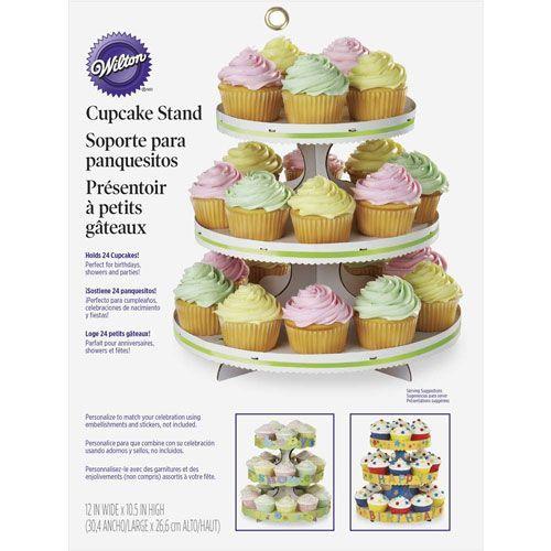 Cupcake Ständer 3 Stufen