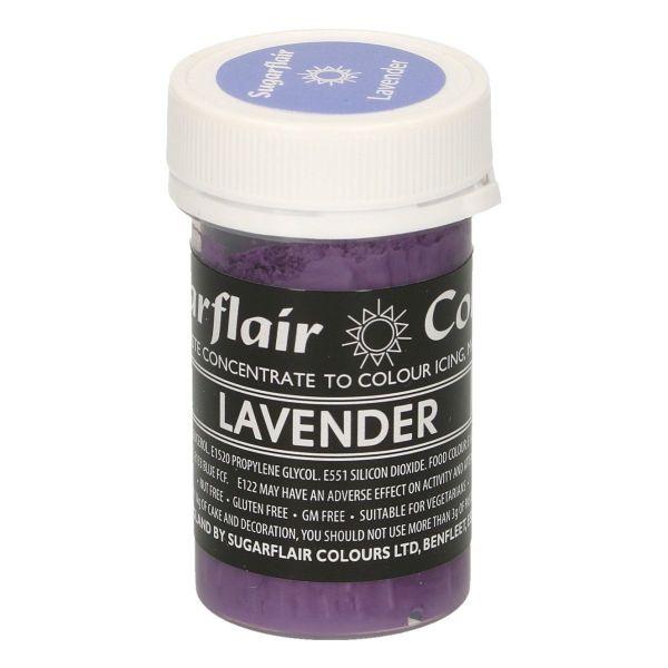 Sugarflair Pastenfarbe Pastel - Lavender