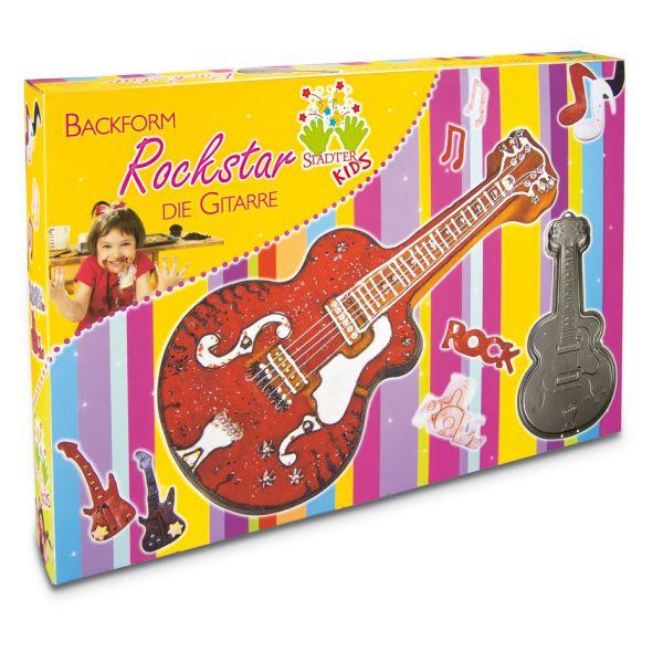 Backform E-Gitarre