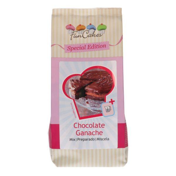 Mix Schokoladenganache 400g