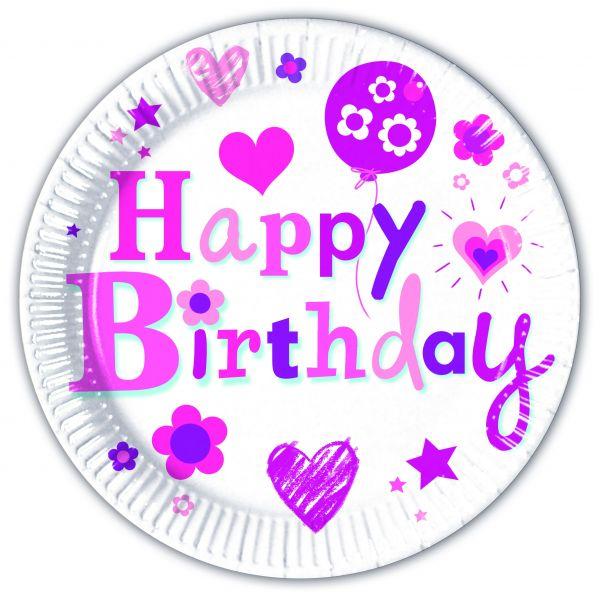 Happy Birthday Girl, 8 Teller