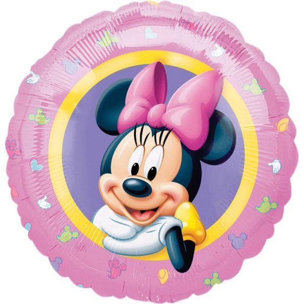 Minnie Character Folienballon 45 cm