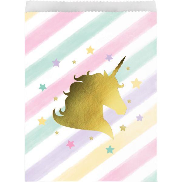 Unicorn Sparkle Foil Treatbag