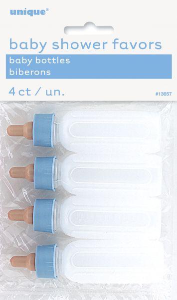 Baby Bottles Blue/4