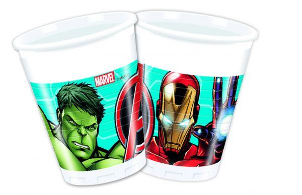 Mighty Avengers Becher