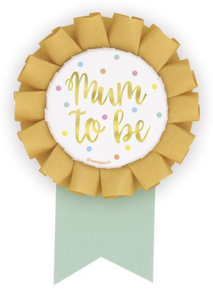 Mum To Be Plakette