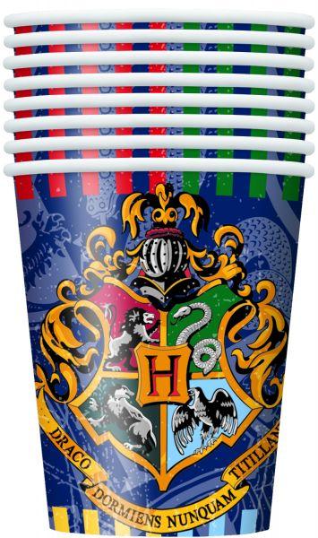Harry Potter Pappbecher 266 ml/8