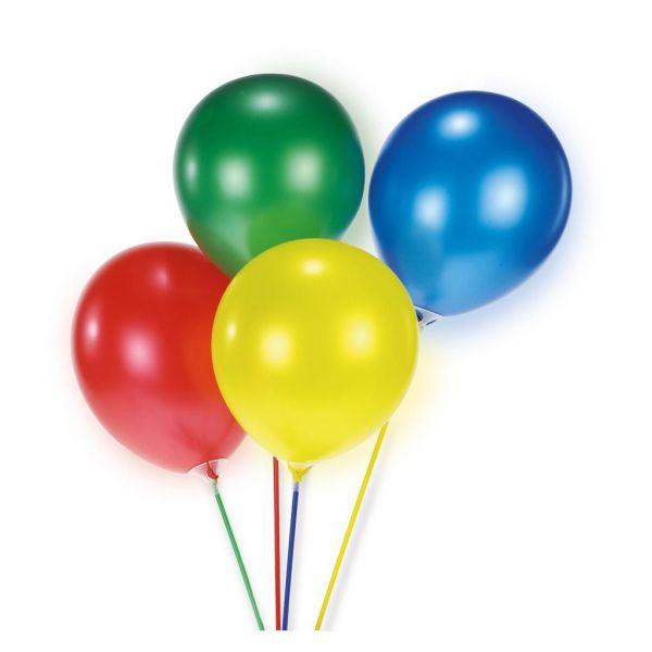 Ballon Sticks Plastik 24 cm/15