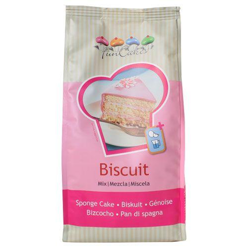 Backmischung Für Biscuit 1Kg