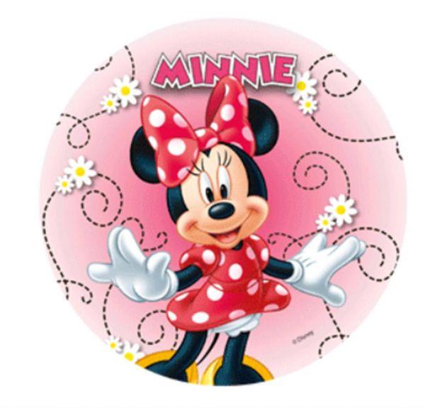 Oblatenaufleger Minnie Mouse Mod.3