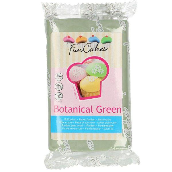 Rollfondant Botanical Green 250 g