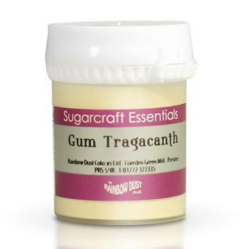 Gum Tragacanth 25 g