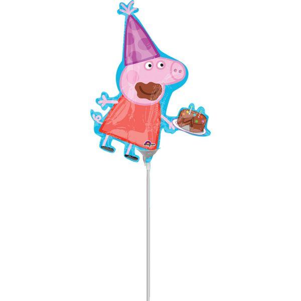 Peppa Pig Mini-Folienballon