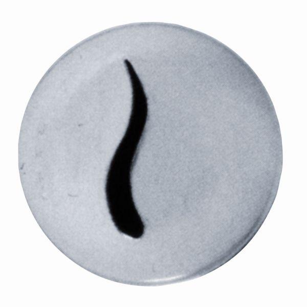 Rosentülle Groß - 14 mm geschwungen