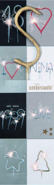 S - Wondercandle