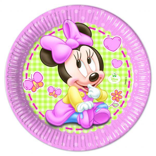 Baby Minnie - 8 Teller