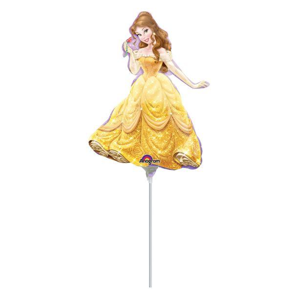 Belle Mini-Folienballon