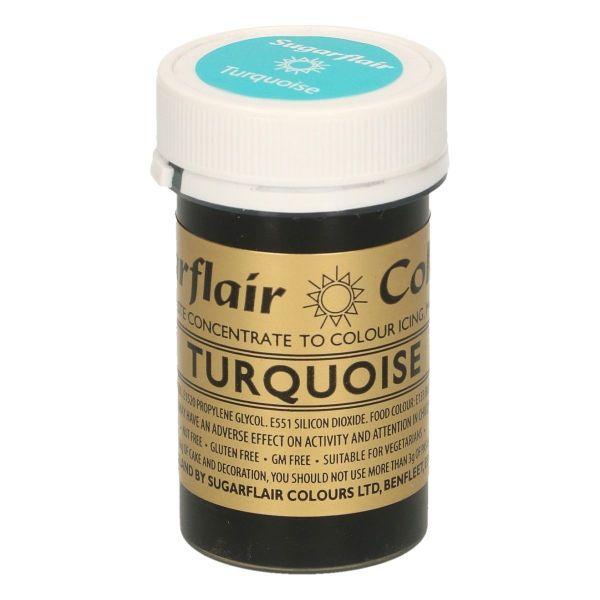 Sugarflair Pastenfarbe - Turquise