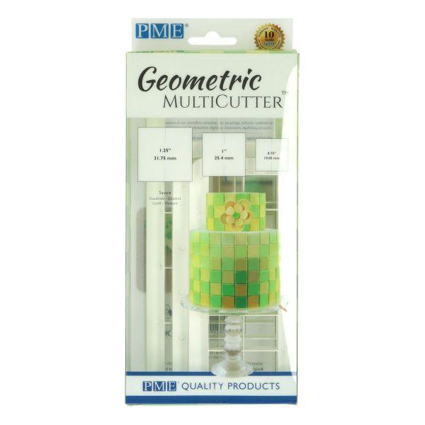 Geometric Ausstecher Viereck/3