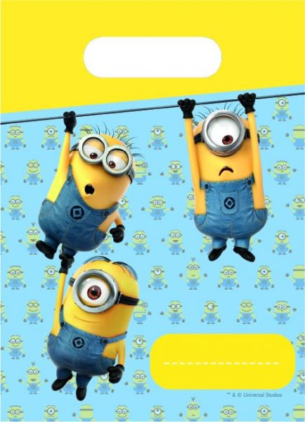 Minions Lovely, Party Bags