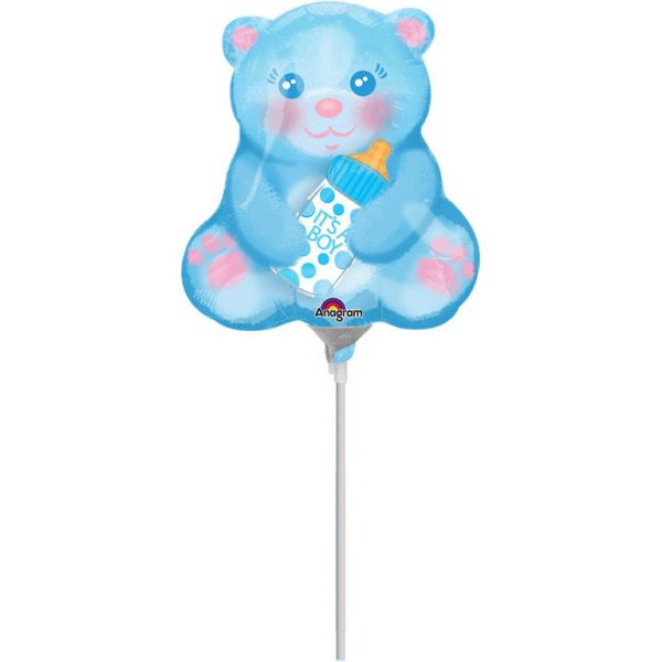 Baby Boy Mini-Folienballon