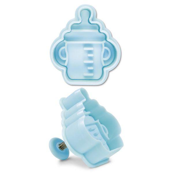 Ausstechform mit Auswerfer Babyflasche