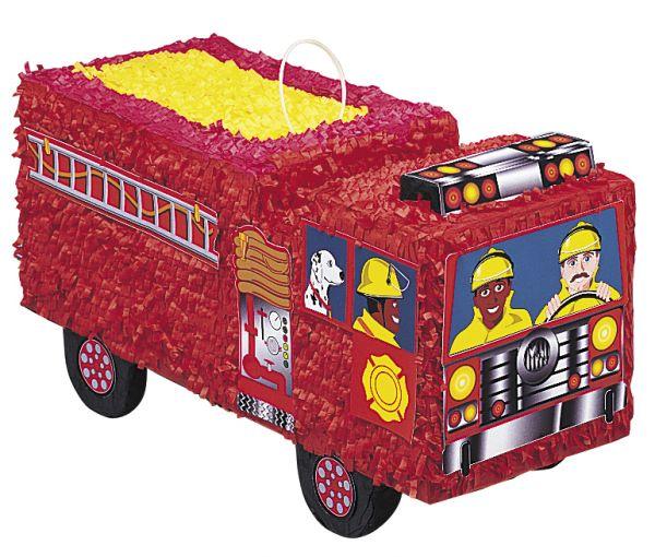 Feuerwehr Pinata