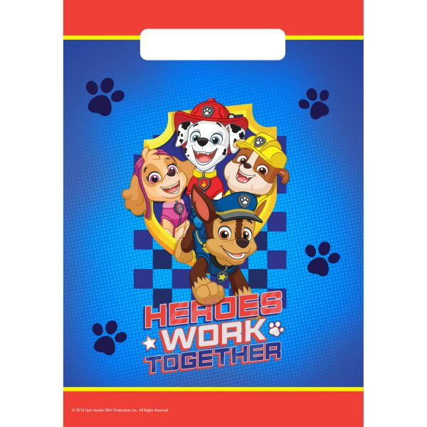 Paw Patrol Party-Bags/8