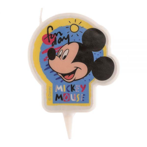Mickey Mouse Kerze