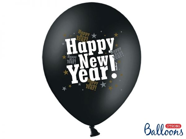 Ballons Happy New Year